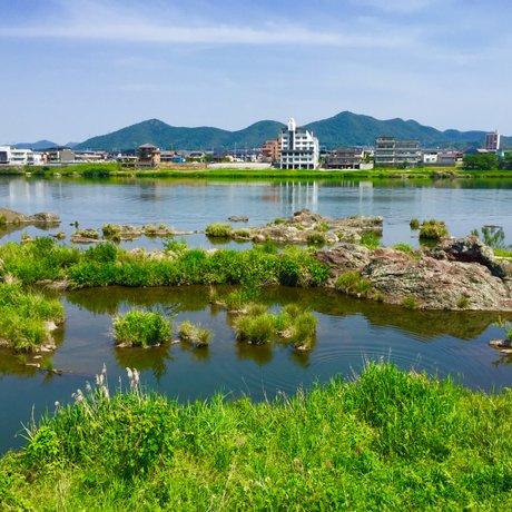 木曽川(中流域)