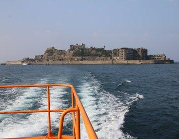 【廃墟マニア必見】ここが日本!?長崎の絶景・格安軍艦島クルーズへおでかけ