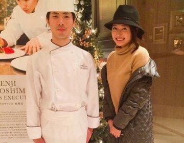 宝石オードブルから極上のラム肉を召し上がれ@ホテルインターコンチネンタル東京ベイ