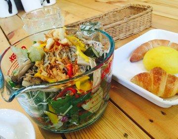 洗練されたおしゃれカフェ。BEARS TABLEはデートや女子会におすすめ♡【大阪・南堀江】