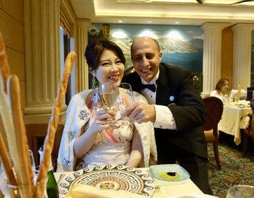 【有名レストラン・サバティーニが3000円で食べ放題】ダイヤモンドプリンセスのレストラン・予約方法