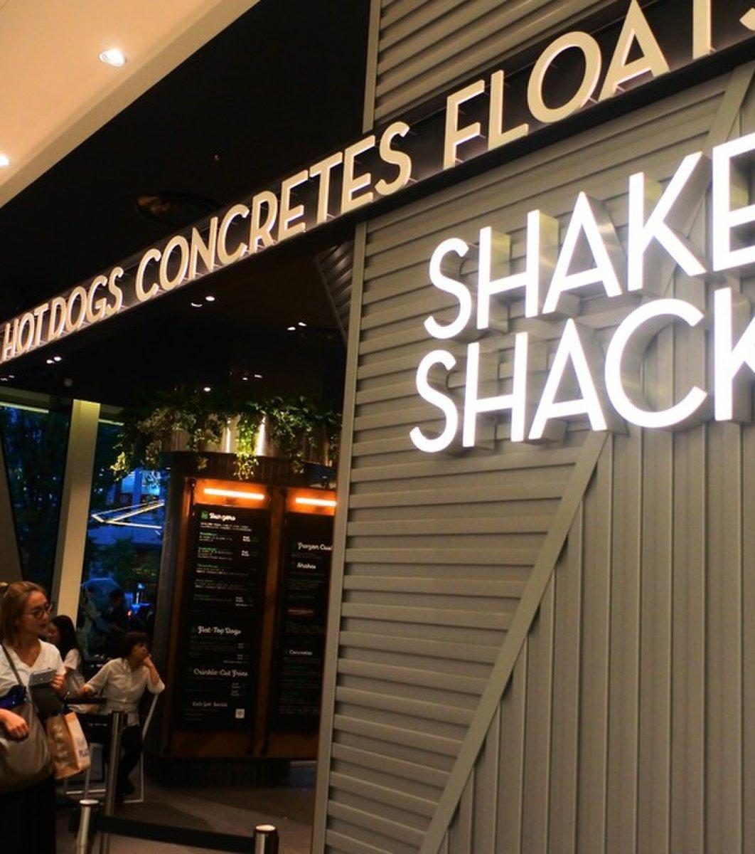 SHAKE SHACK 梅田阪神店(シェイクシャック)