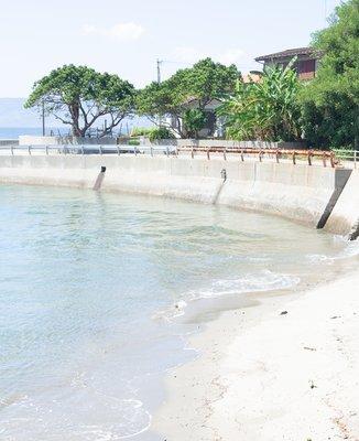 湯島海水浴場