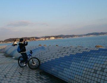 鎌倉1日サイクリング! 丸ごと観光、買い物、温泉コース😁