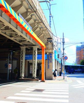 神姫バス株式会社 神戸三宮バスターミナル