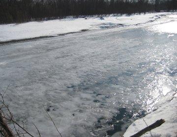 【ロシア探訪】絶景の氷河極東アムール川の上流で氷上の釣りを楽しむ!
