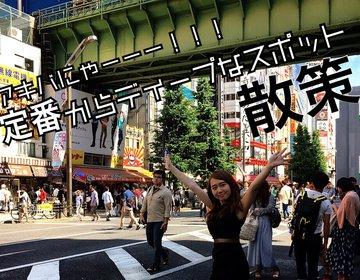 定番からディープな(!?)スポットまで♡オタクによる秋葉原散策【アキバにゃーーー!!】