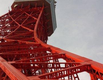 【東京の観光スポットおすすめデート】東京タワーを目指そう!無料で入れる博物館♡展望台・水族館も♡