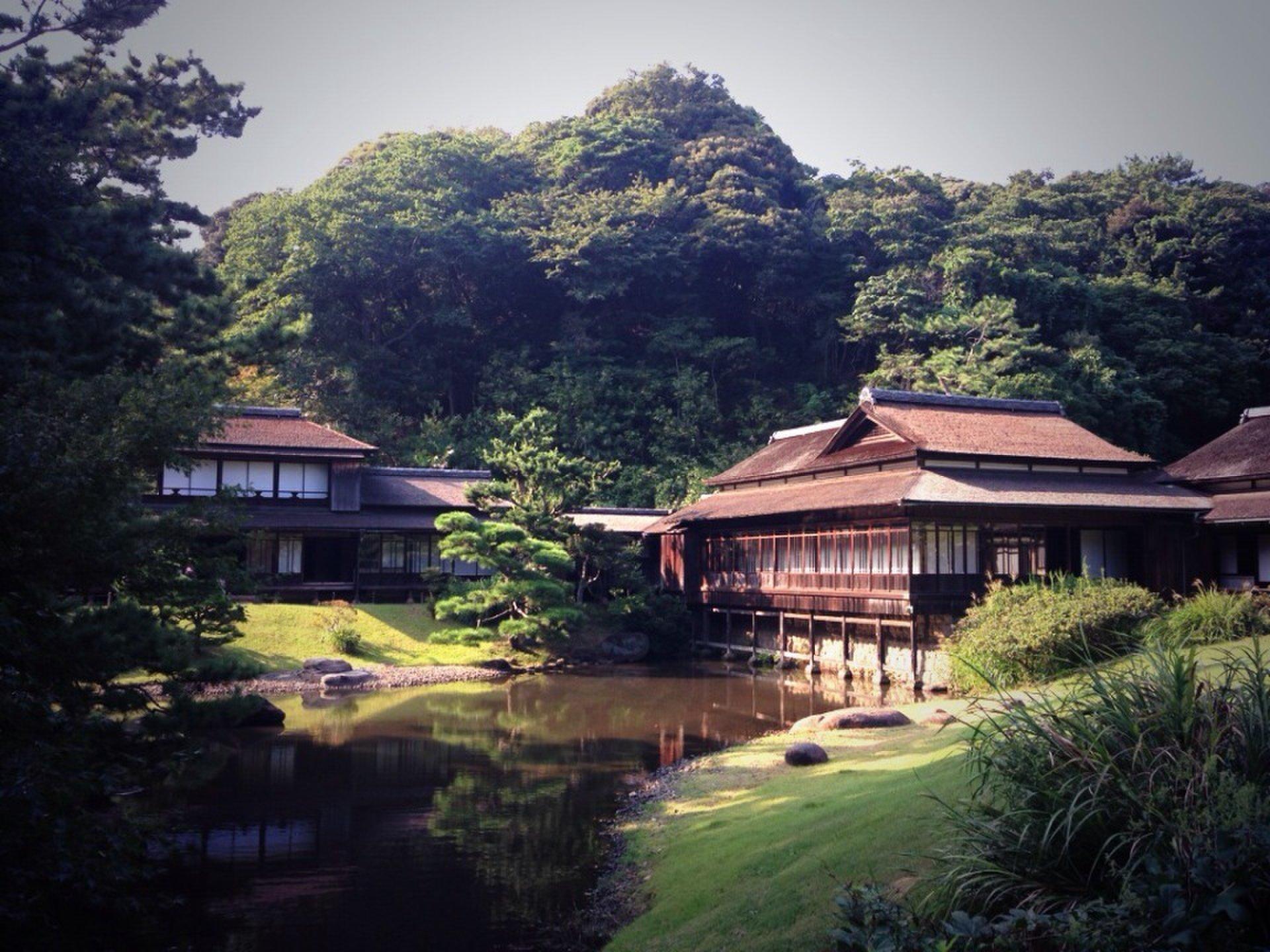 横浜、みなとみらいでサイクリング!「山下公園」〜「三渓園」へ。自然を感じて運動不足も解消