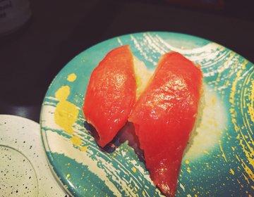 成田空港第2ターミナルで、安くて美味しい和食が食べたい時は回転寿司へ!一皿130円からok !