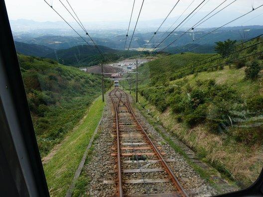 伊豆箱根鉄道株式会社 十国峠ケーブルカー登り口駅