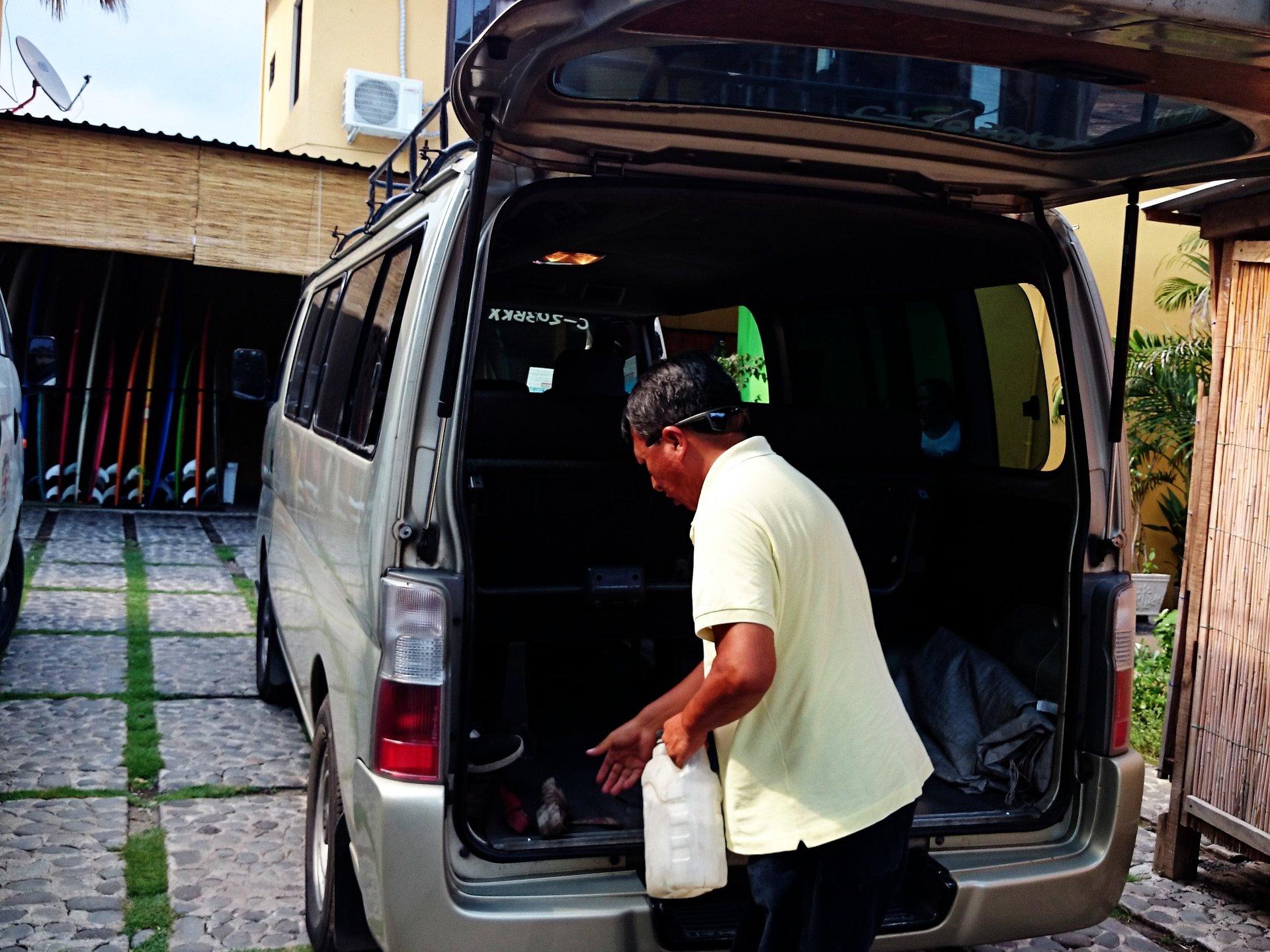 エルサルバドルのエルトゥンコからグアテマラアンティグアまでの安くて便利なバス☆乗り場&料金