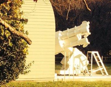 【大人の社会科見学】三鷹市内にある国立天文台で見る太陽フレア望遠鏡と天文機器