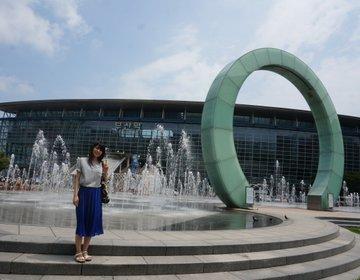 【韓国・釜山】安全で魅力がすごい海外旅行♪美味しい料理★ビーチやギネス認定の世界一大きいデパートも!