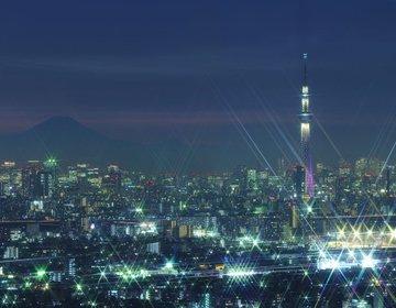 【千葉エリア】<夜景鑑賞士公認>東京夜景デート・ドライブスポット