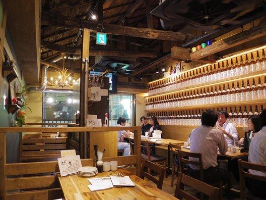 牡蠣と和牛 ほいさっさ 蒲田店