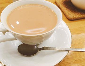 【神保町】喫茶店の街・神保町唯一の紅茶専門店「ティーハウス タカノ」でホッと一息