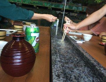 【期間限定】山奥で天然湧水の流しそうめん食べ放題を楽しめる穴場スポット in 福島