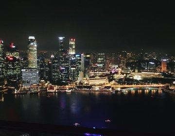 今話題!手軽に行けちゃうシンガポールを満喫しよう!