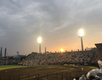 プロ野球の地方球場開催はまるで夏祭り! 巨人対ヤクルトを観に静岡 草薙球場へ