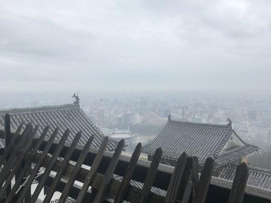 松山城 天守