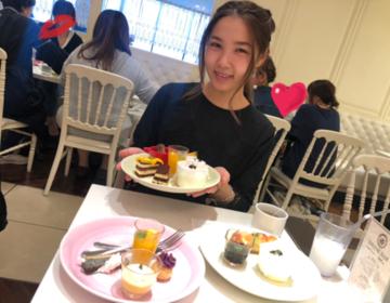 メルヘン♡2,000円ランチスイーツ食べ放題‼スカイツリーおすすめランチ女子会