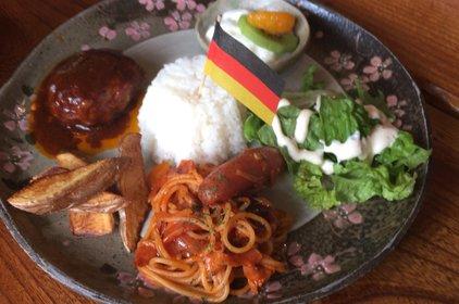 森のレストラン