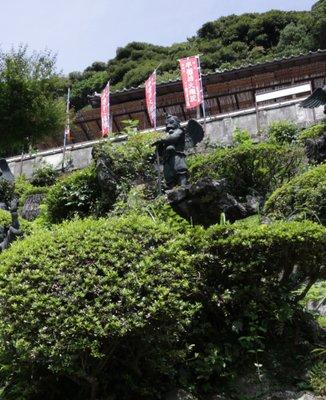建長寺半僧坊本殿