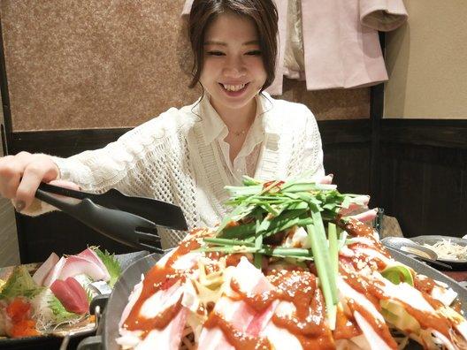 地鶏×鮮魚 個室居酒屋 もみじ庵 豊洲本店
