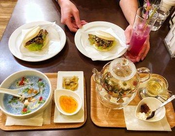 原宿で台湾旅気分♡バタフライピーのある表参道・神宮前おすすめカフェ『台湾カフェZen』