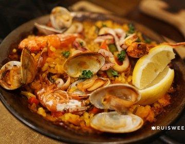 【ちょい飲みにも使いやすい】日本でも人気が高まるスペイン料理を堪能!