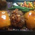 ハンバーグレストラン GOLD RUSH 本店