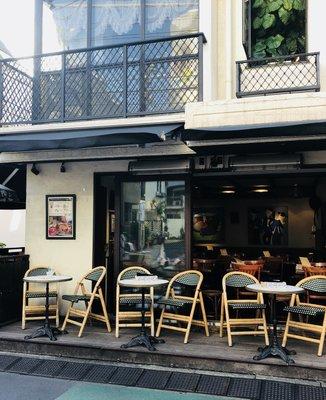 ブレッツカフェ クレープリー 表参道店 (【旧店名】ル・ブルターニュ)