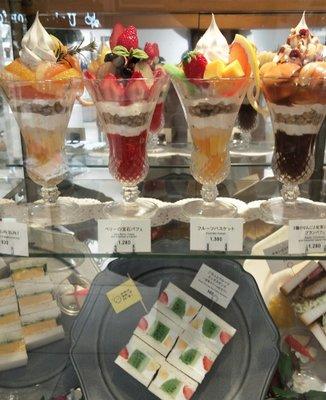 フタバフルーツパーラー 新宿マルイ本館店