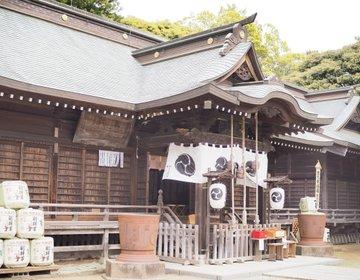 【茨城・水戸】境内のしだれ桜が見事です!水戸市内の由緒ある神社、吉田神社♪