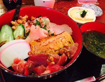 【ドドーンまぐろ丼‼】食べログ3.58‼︎コスパ最強◎神泉駅すぐの絶品海鮮料理をいただく。