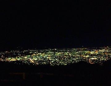 【山形の贅沢な夜の過ごし方】クラシックカフェでコーヒーを楽しんだ後は山形の夜景。そして天神の湯へ