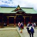 根津神社 (Nezu Shrine)