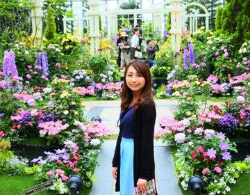 【関西ドライブ決定版】屋外室内両方楽しめる!自然いっぱいの淡路・国営明石海峡公園へ行こう!