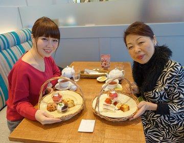 親孝行デート大成功♡水戸駅周辺で一日、母と娘で行く楽しい水戸王道デート