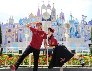待ち時間ゼロのディズニー⁉カップルで巡る香港ディズニーランド旅♡
