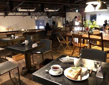 【札幌・森彦の隠れ家カフェ】洗練された空間美。シックなのに温もりもある「Plantation」