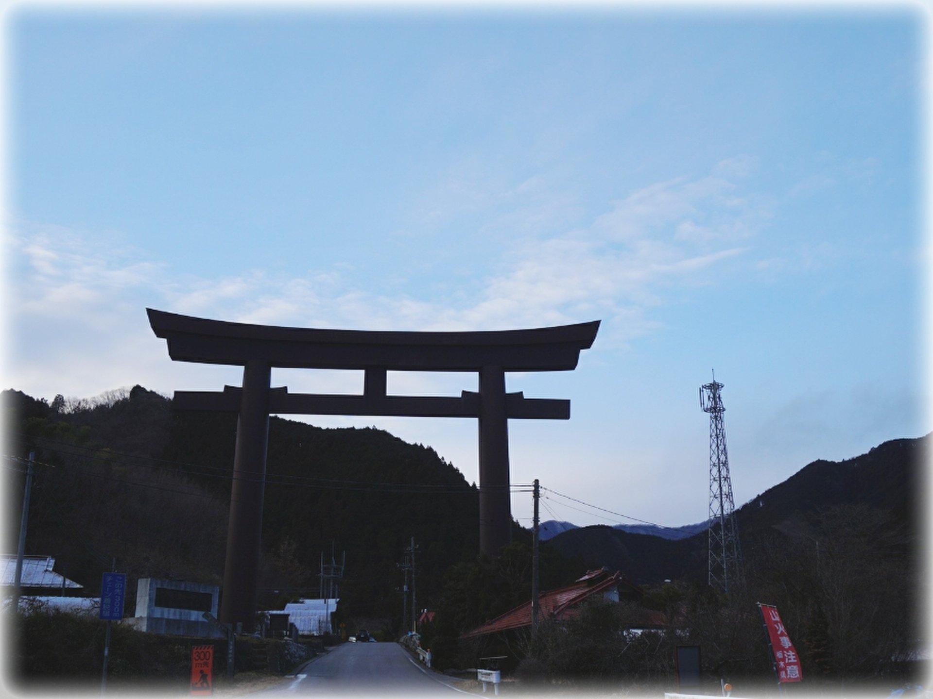 天狗に会いに…栃木県鹿沼の古峯神社へ♪厳かな雰囲気の本堂にも入れる!