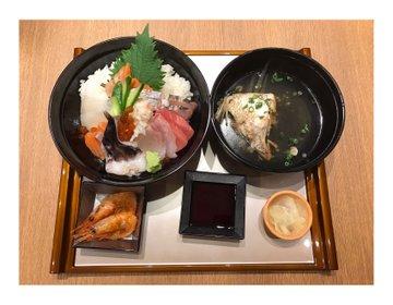 【栄友水産】クオレ大山田ガーデン4/2open桑名市で新鮮な海鮮丼《車で星川駅から5分》