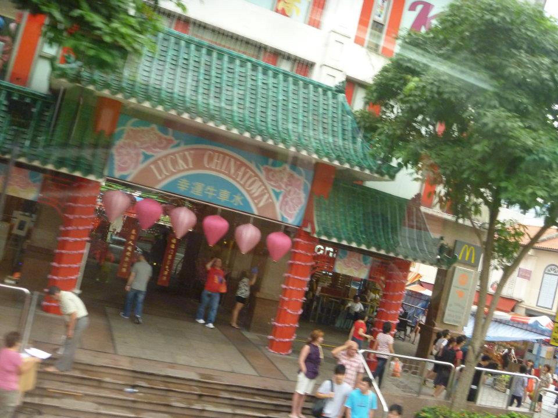 【シンガポール観光】チャイナタウンで中国気分を楽しもう!