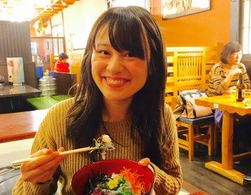 ふっくらぷりっぷり♡江の島で新鮮な生しらす丼をいただこう!