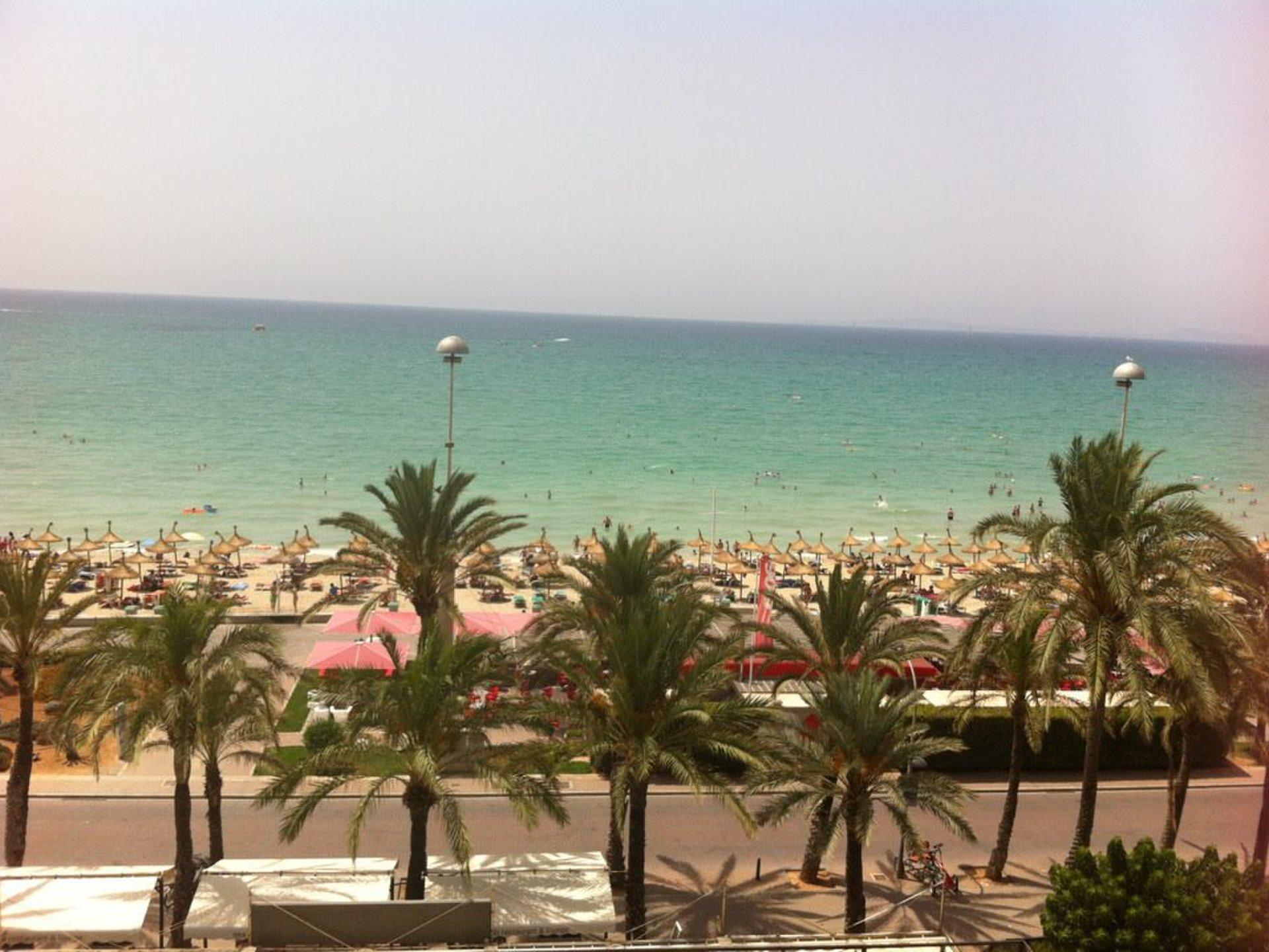 スペインの楽園♡マヨルカ(マジョルカ)島でパルマ湾沿いにあるホテルとビーチでリラックスリゾート!
