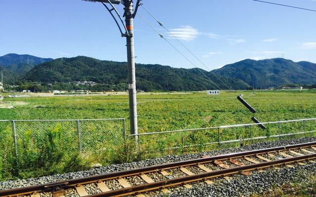 園部駅 (Sonobe Sta.)