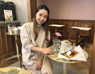 【表参道穴場カフェ】都内おすすめくつろげるカフェ・ラグアンドボーン