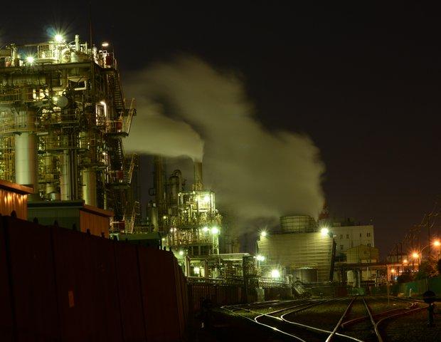 日本触媒 川崎製造所千鳥工場